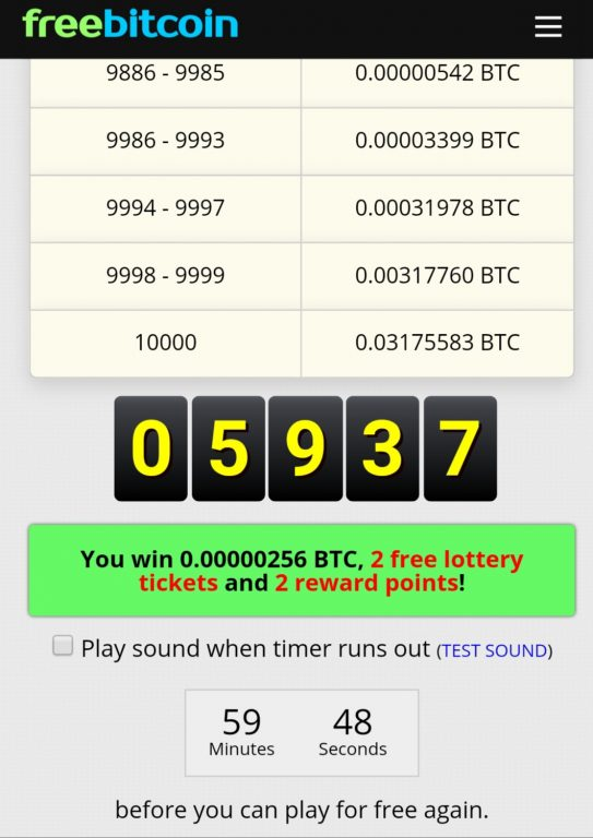 How to get free bitcoin on android