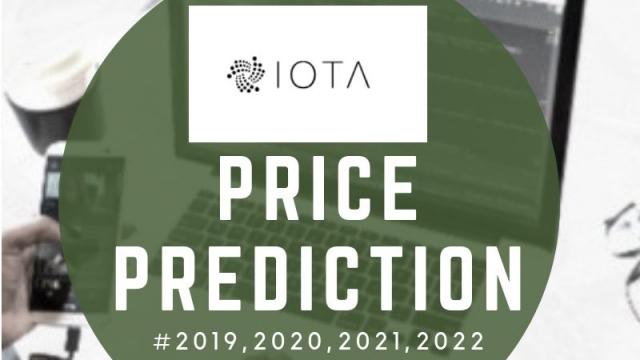 IOTA PRICE PRIDICTION