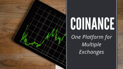 Coinance exchange