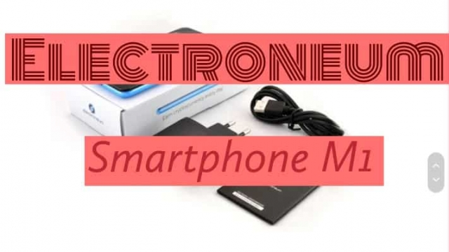 Electroneum Smartphone M1