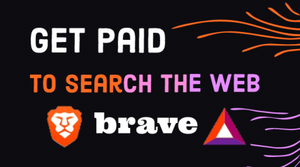 Get Paid to search the web